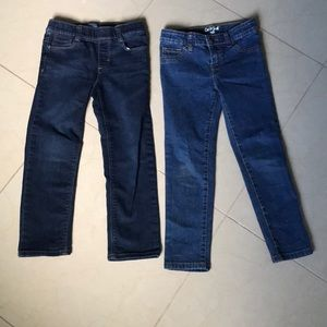 Lot of 2. Girls jeans